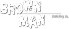Brown Man Clothing Co. logo