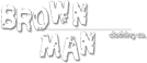 Brown Man Clothing Co. Corporate Logo